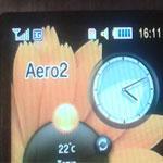 Aero2 na telefonie komórkowym